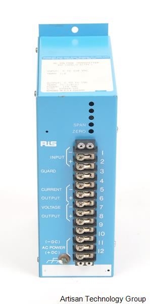 Ris XSC-1300L Series AC Voltage Transmitters