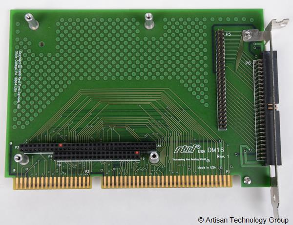 RTD Embedded Technologies DM16 PC/104 to ISA Bus Adapter
