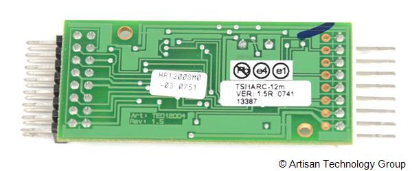 Microchip / Hampshire / RTF TSHARC-12m RS-232 and PS/2 Touch Screen Controller Module