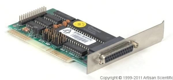 RTX-10D Serial to Parallel Controller