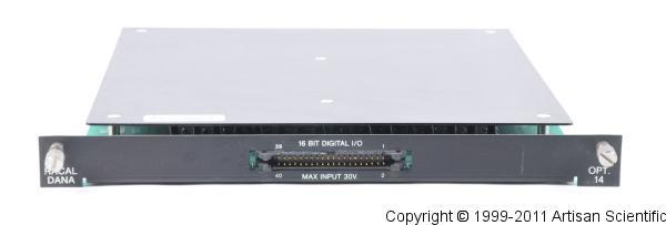 Astronics / EADS / Racal 1250-14 Digital Input / Output Module