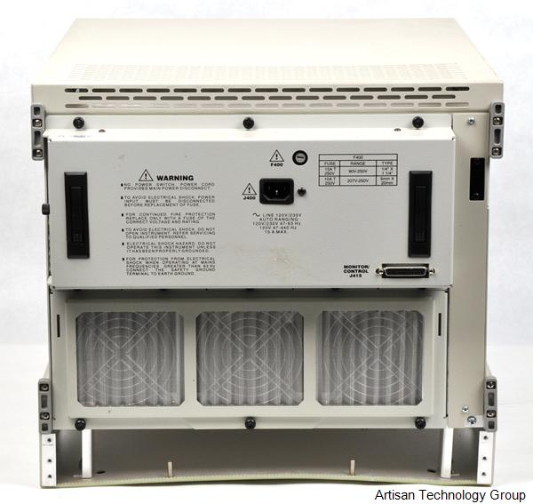 Astronics / EADS / Racal 1261B Series 13-Slot High-Performance VXI Mainframe
