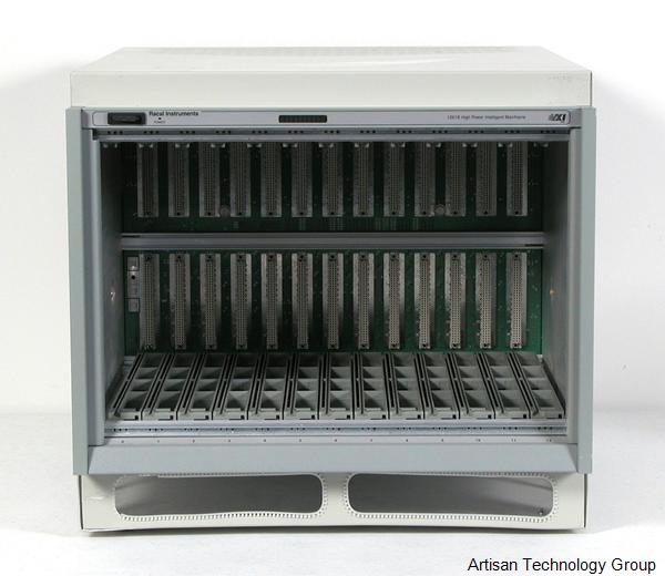 Astronics / EADS / Racal 1261B 13-Slot High-Performance VXI Mainframe, with System Monitor and Cable Tray