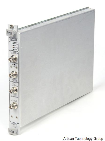 Astronics / EADS / Racal 2051 2.6 GHz VXIbus Frequency Counter
