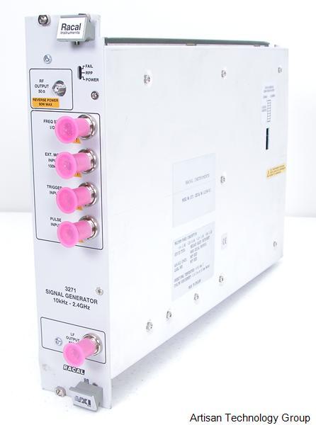 Astronics / EADS / Racal 3271 2.4 GHz VXI Signal Generator