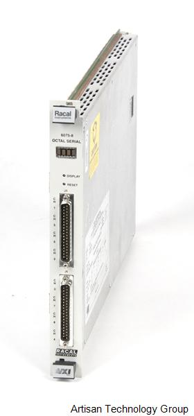 Astronics / EADS / Racal 6075-8 Octal-Channel Real-Time Serial Interface