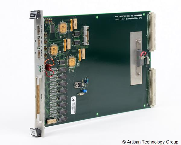 Raytheon / Hughes 7969740 JTAG Differential I/O Module
