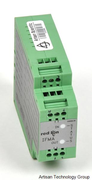 Red Lion Controls IFMA Din-Rail Frequency to Analog Converter
