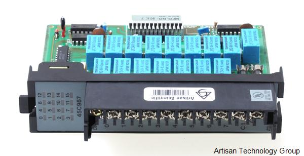 ABB / Baldor / Reliance 45C967 SHARK XL / XLII 16-Channel Relay Output Module