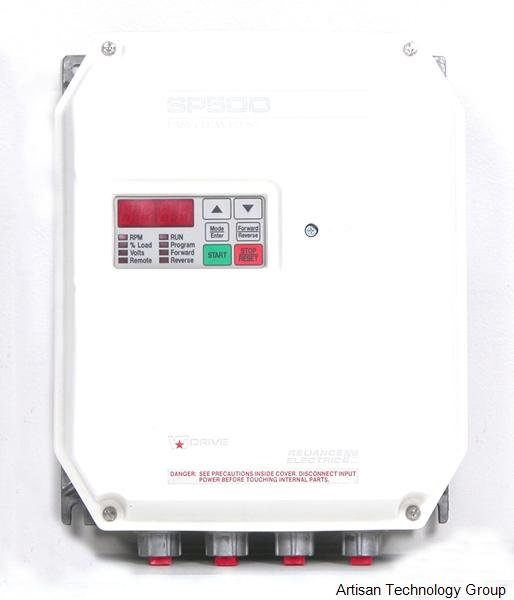 ABB / Baldor / Reliance SP500 Easy Clean Plus AC Controller