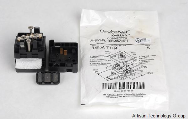 Rockwell / Allen-Bradley 1485A-T1H4 DeviceNet Insulation Displacement Connector