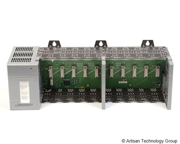 Rockwell / Allen-Bradley 1746-A10 10-Slot I/O Chassis with Power Supply