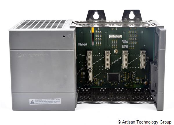 Rockwell / Allen-Bradley 1746-A4 Series B 4-Slot Chassis with Power Supply
