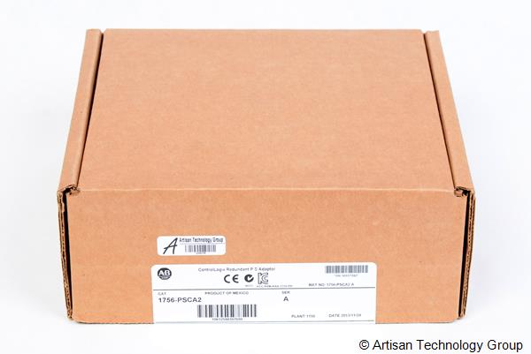 Rockwell / Allen-Bradley 1756-PSCA2 ControlLogix Redundant Power Supply Chassis Adapter