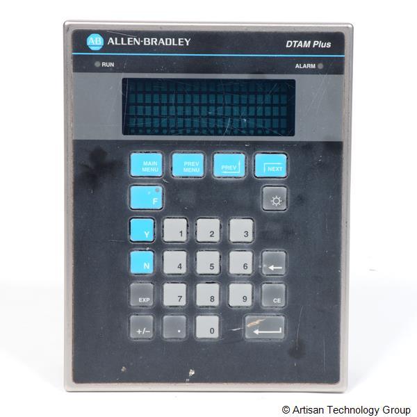 Rockwell / Allen-Bradley 2707-V40P2NR DTAM Plus Operator Interface Module