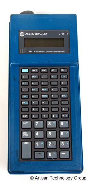 Rockwell / Allen-Bradley 2755-T4 Data Collection Terminal