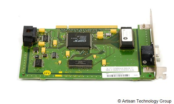 Rockwell / Allen-Bradley 77151-205-51 TFT Video Card 2MB