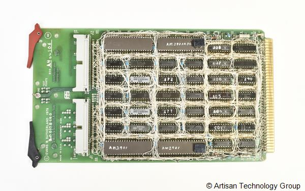 Rockwell Collins / Evans & Sutherland 102100-501 Circuit Board