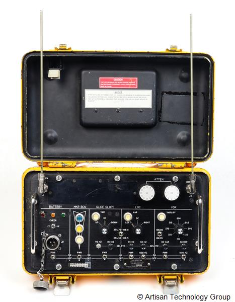 Rockwell Collins / Evans & Sutherland AN/ARM-186 Test Set Receiver