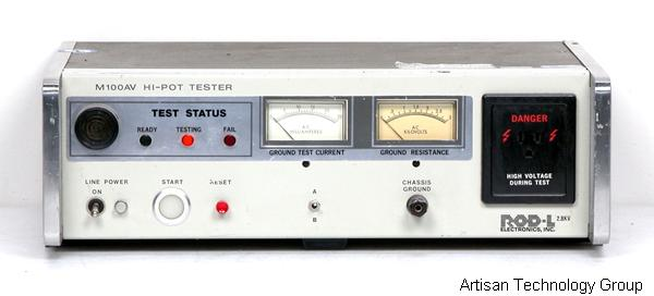 Rod-L M100AVS4-2.8-25 AC Hipot Test Instrument