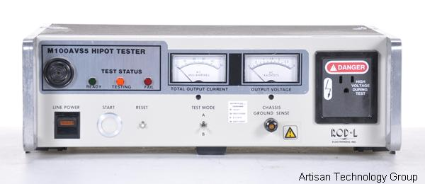 Rod-L M100AVS5-1.5-50 AC Hipot Test Instrument