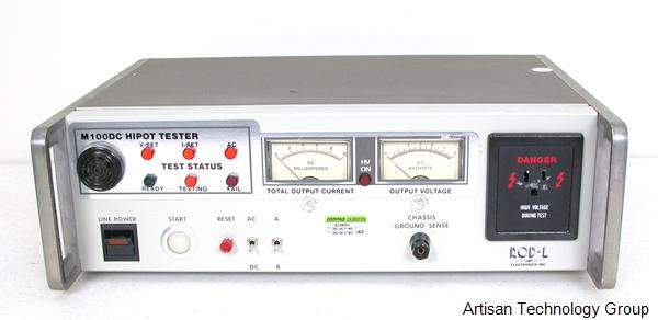 Rod-L M100DC DC Hipot Test Instrument
