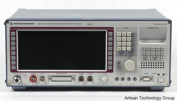 Rohde & Schwarz CMD55 Digital Radiocommunication Tester