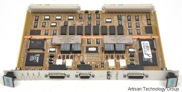 Abaco Systems / SBS ASF-V6-2 MIL-STD-1553 Interface