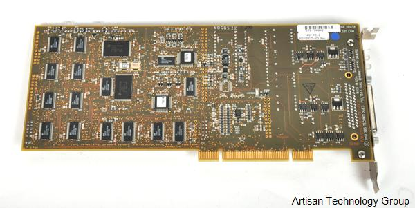 Abaco Systems / SBS ASF-PCI-1 / ASF-PCI-2 MIL-STD-1553 PCI Interface