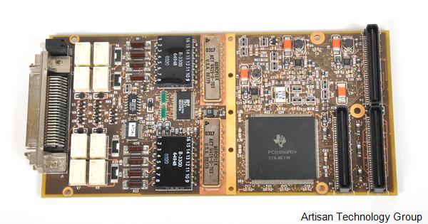 Abaco Systems / SBS ASF-PMC2-1 / ASF-PMC2-2 MIL-STD-1553 PCI Mezzanine Card