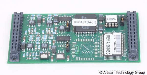 Abaco Systems / SBS / Greenspring IP-FASTDAC-8 8 Channel 16 Bit 2uS Digital to Analog Converter with 4 Quadrant Multiplier