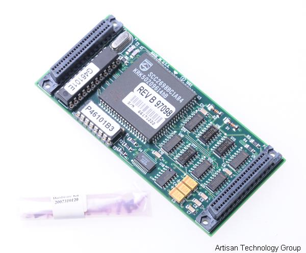 Abaco Systems / SBS / Greenspring IP-Quad Four-Channel IndustryPack Module