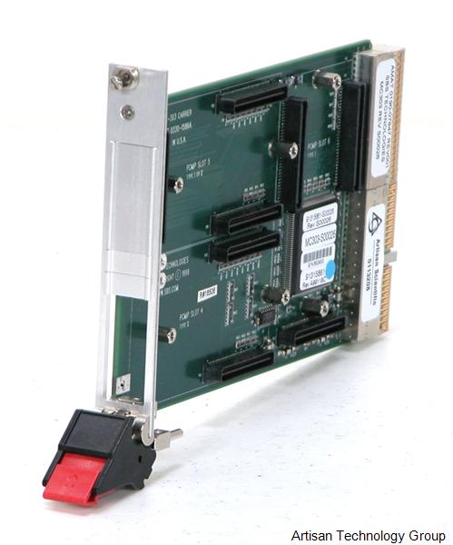 Abaco Systems / SBS MC-303 Three Slot PC-MIP Carrier