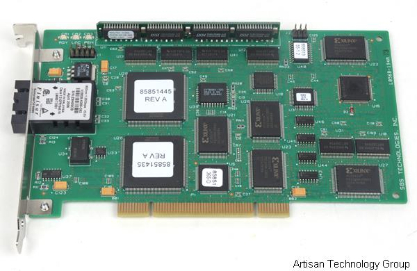Abaco Systems / SBS 618-3 VMEbus to PCI Bus Adapter with DMA