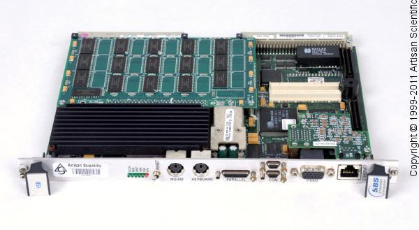Abaco Systems / SBS V5B VMEbus Embedded PC