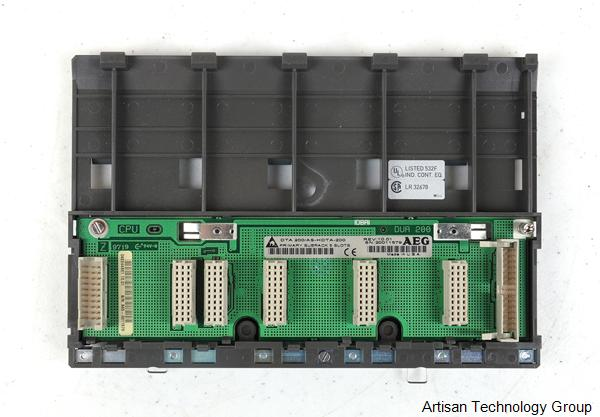 Schneider Electric / Gould / AEG DTA 200 Primary Subrack 5-Slot Backplane