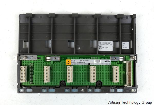 Schneider Electric / Gould / AEG DTA 201 Secondary Subrack 5-Slot Backplane