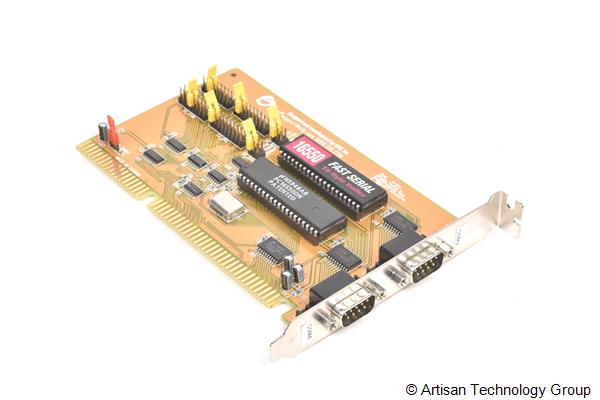 SIIG JJ-A20062 Dual Serial Port Card