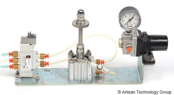 SMC Pressure Gauge and Motor Assembly
