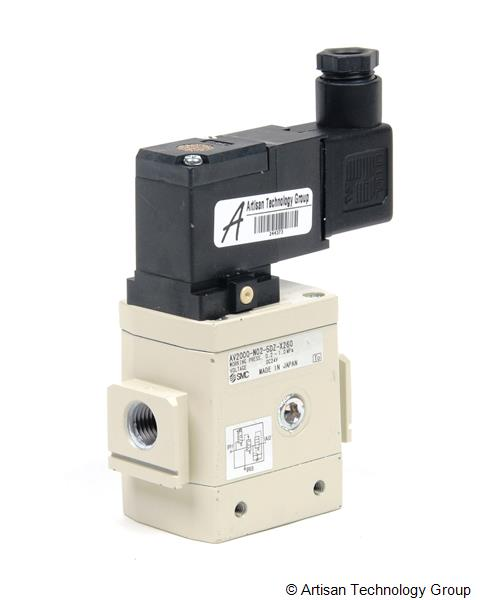 SMC AV2000-NO2-5DZ-X260 Soft Start-Up Valve