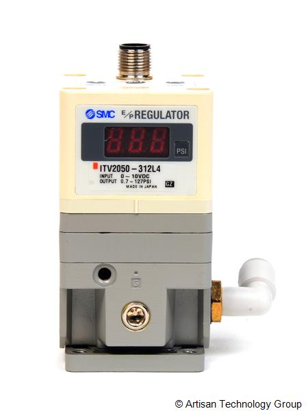 SMC ITV2050-312L4 Electro-Pneumatic Regulator