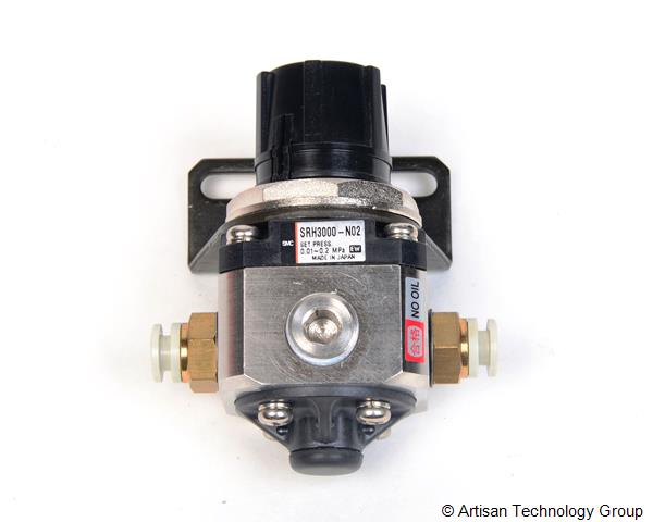 SMC SRH 3000-N02 Clean Regulator
