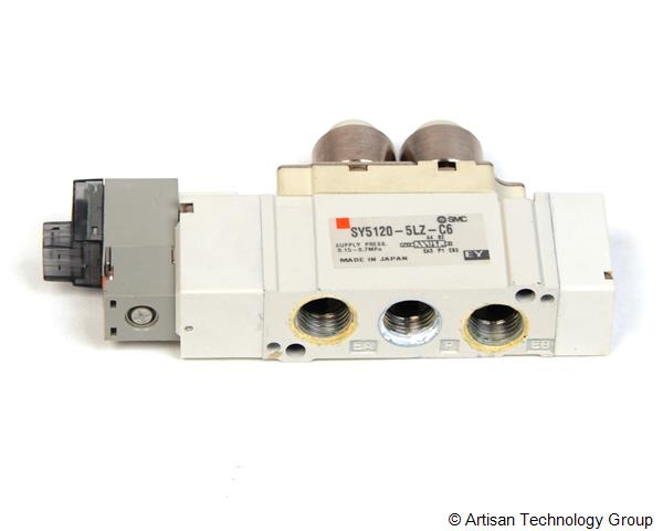SMC SY3000/5000 Series Solenoid Valves