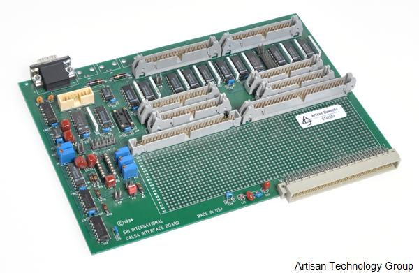SRI International DALSA Interface Board
