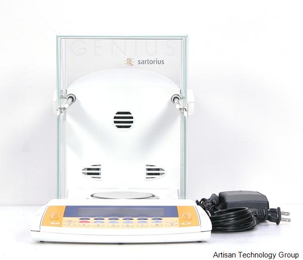 Sartorius Stedim Biotech Genius ME215S Electronic Analytical and Semi-Microbalance