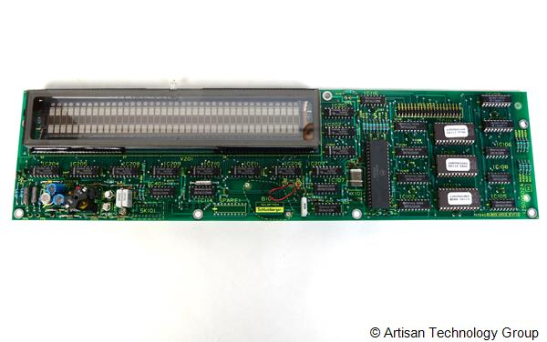 Schlumberger / Solartron 12500502A Display Module