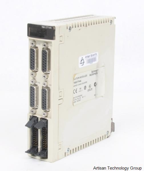 Schneider Electric / AEG / Modicon TSX CTY 4A Counting Module