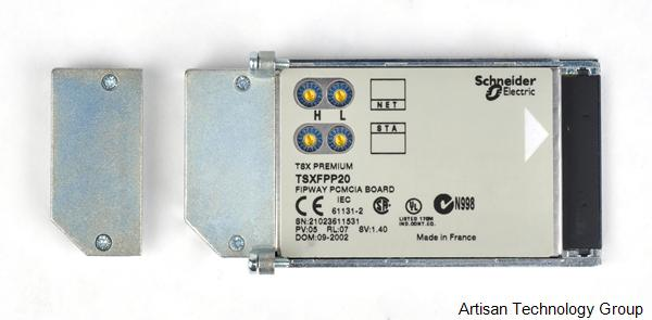 Schneider Electric / Gould / AEG TSX-FPP-20 FIPWAY PCMCIA Card