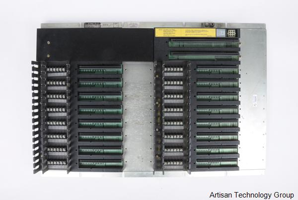Schneider Electric / Square D DRK-300 16-Slot Deluxe 4-Function I/O Rack Assembly with Register Slot