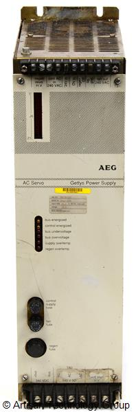 Schneider Electric / AEG / Modicon PS15A-100 Gettys Power Supply